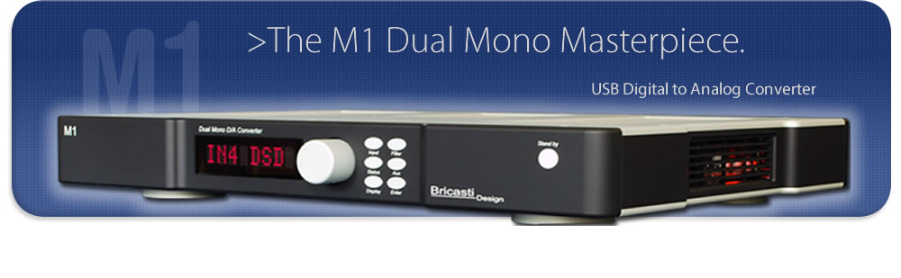 M1 digitial to analog converter